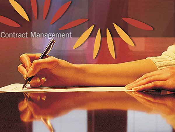 Advanced contract management