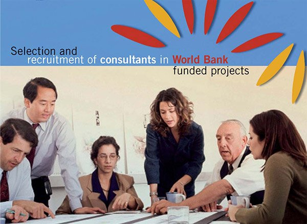 Selection and recruitment of consultants for World Bank-funded projects