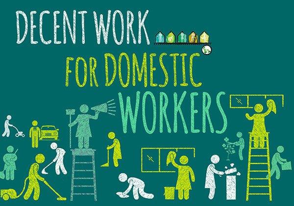 Travail décent pour les travailleurs et travailleuses domestiques