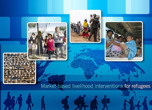 Market-based livelihood interventions for refugees and host communities