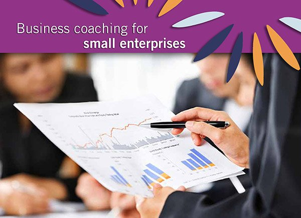Business coaching for small enterprises